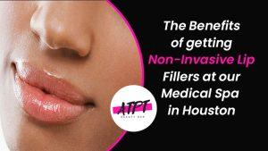 non-invasive lip filler